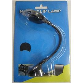 LED lampička do knihy