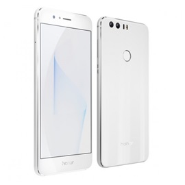 Honor 8 32GB Dual SIM, bílá