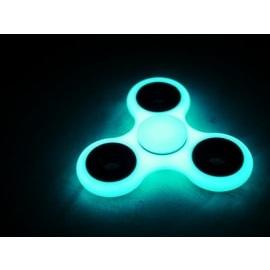 Fosforeskující Spinner, bílá