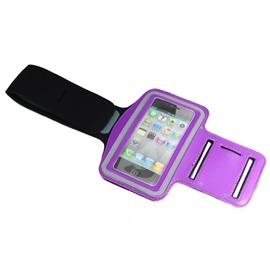 Pouzdro na ruku pro telefon, fialová