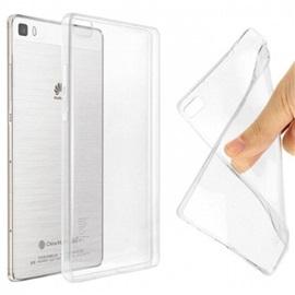 Transparentní silikonové pouzdro Huawei P8