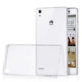 Transparentní silikonové pouzdro Huawei P7