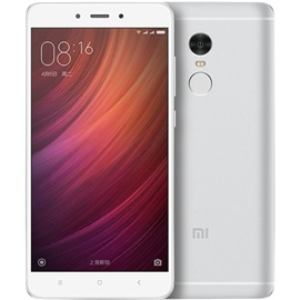 Xiaomi Redmi Note 4 4GB/64GB Global, stříbrná