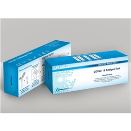 Safecare Biotech COVID-19 Antigen Rapid test Kit Swab 5ks
