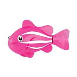 Robotická rybka, růžová